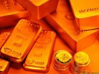 Эта цена на золото является минимумом для золота
