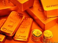 Эта цена на золото стала минимумом для золота